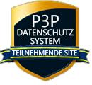 P3P-Datenschutzsystem - Teilnehmende-Site